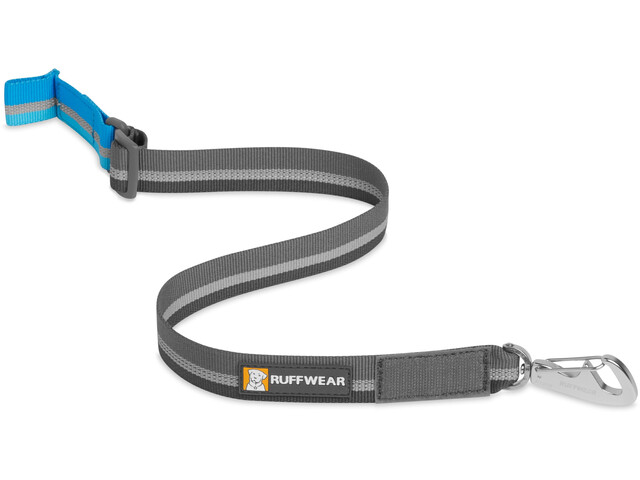 Ruffwear Quick Draw Longe, granite gray